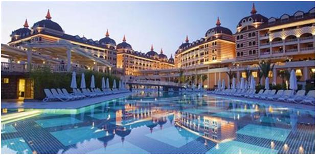 К каким типам зданий относятся гостиницы